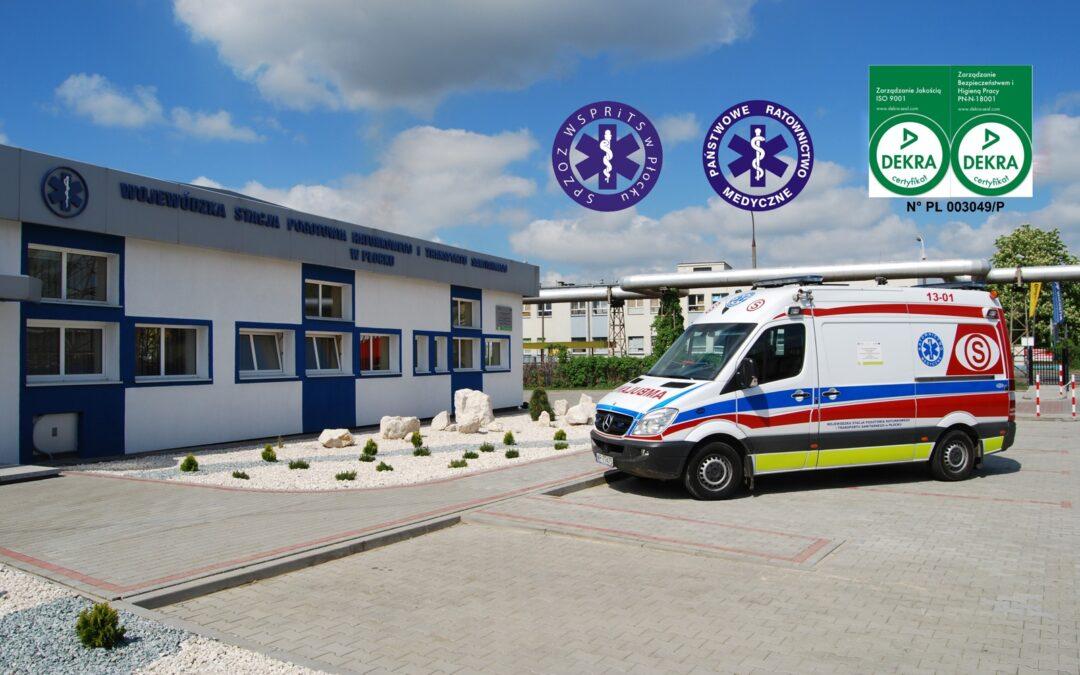 Dyspozytornia Medyczna w Płocku