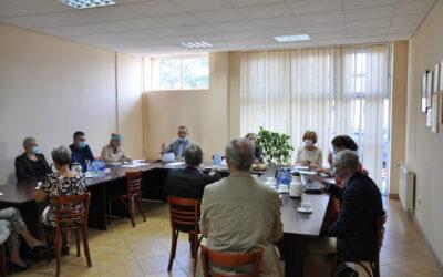 Posiedzenie Rady – Wrzesień 2020
