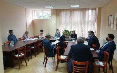 Posiedzenie Rady Społecznej