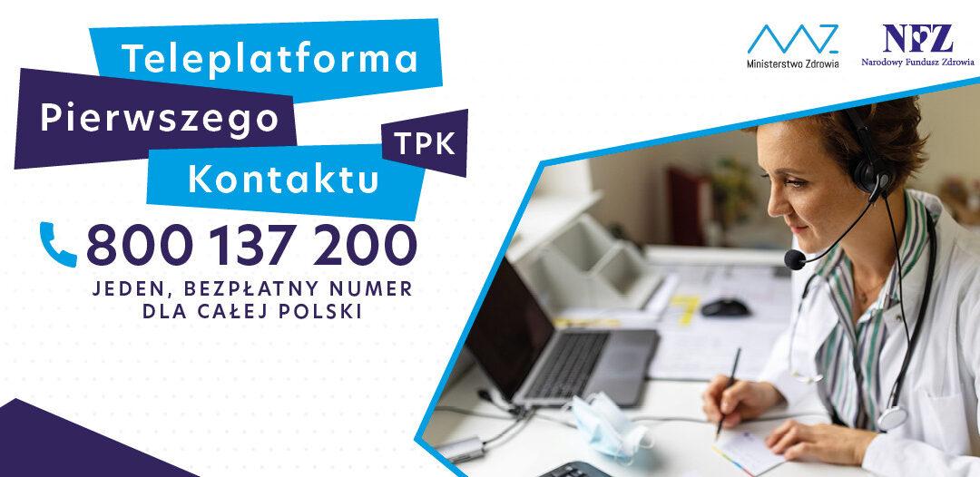 TPK – Twoja pomoc medyczna w godzinach wieczornych, w weekendy i święta