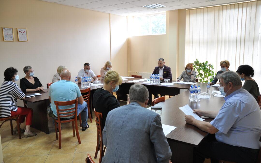 Posiedzenie Rady Społecznej 9.06.2021