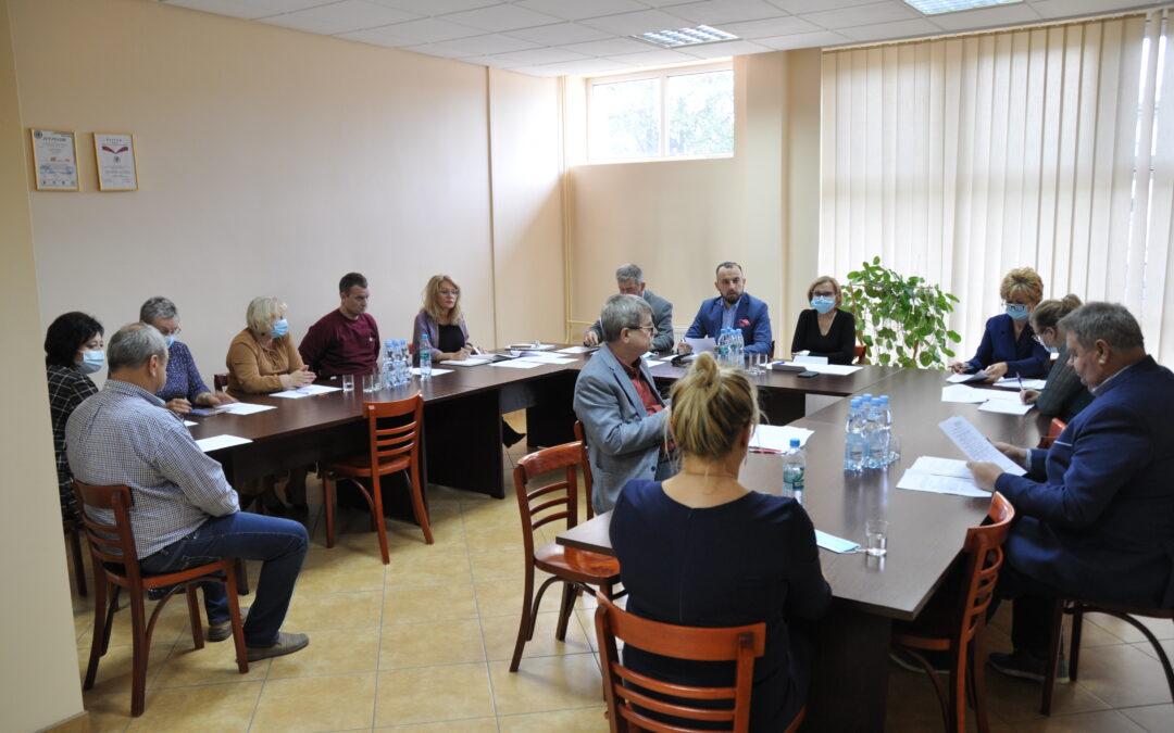 Posiedzenie Rady Społecznej 28 09 2021